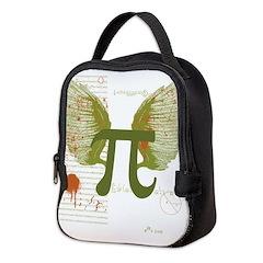 Pi Art Neoprene Lunch Bag
