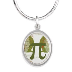 Pi Art Necklaces