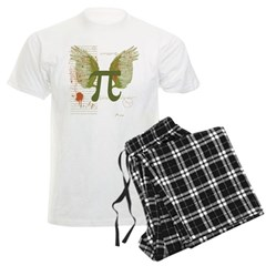 Pi Art Men's Light Pajamas