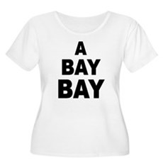 A Bay Bay Plus Size Scoop Neck Shirt