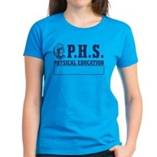 P.H.S. Physical Education Womens T-Shirt