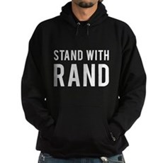 Stand With Rand Dark Hoodie
