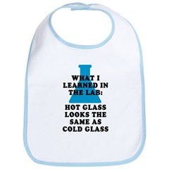 Lab Glass Bib