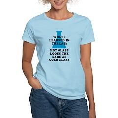 Lab Glass Women's Light T-Shirt
