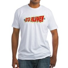 It's Alive! Fitted T-Shirt