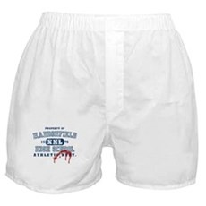 Property of Haddonfield High Boxer Shorts