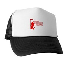 Support Independent Horrors Trucker Hat