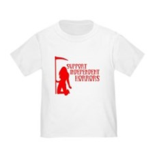 Support Independent Horrors Toddler T-Shirt