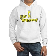 Lil' Wheezy Hooded Sweatshirt