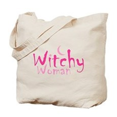 Witchy Woman Tote Bag
