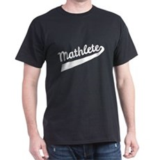 Mathlete Funny Math T-Shirt