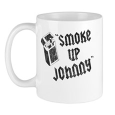 Smoke Up Johnny Mug