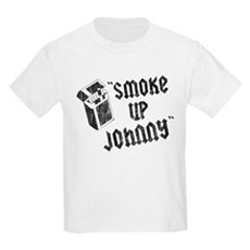 Smoke Up Johnny Kids Light T-Shirt
