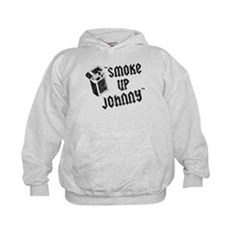 Smoke Up Johnny Kids Hoodie