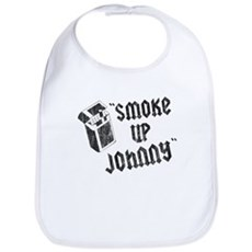 Smoke Up Johnny Bib