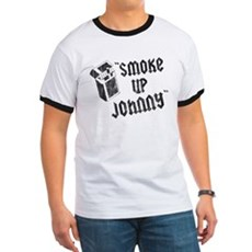 Smoke Up Johnny Ringer T