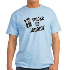 Smoke Up Johnny Light T-Shirt