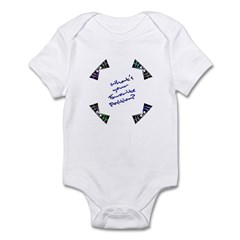 Favorite Position? (Burst) - Infant Bodysuit