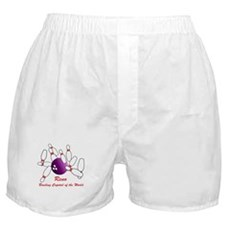 Reno Bowling Capital of the World Boxer Shorts