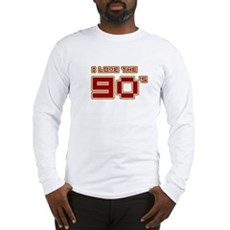 I Love the 90's Long Sleeve T-Shirt