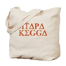 ITAPA KEGGA (Greek) Tote Bag