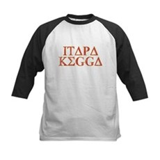 ITAPA KEGGA (Greek) Kids Baseball Jersey