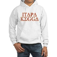 ITAPA KEGGA (Greek) Hooded Sweatshirt