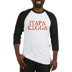 ITAPA KEGGA (Greek) Baseball Jersey