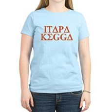 ITAPA KEGGA (Greek) Womens Light T-Shirt