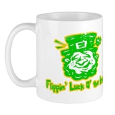 Flippin' Luck O' the Irish Mug