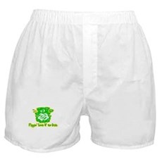 Flippin' Luck O' the Irish Boxer Shorts