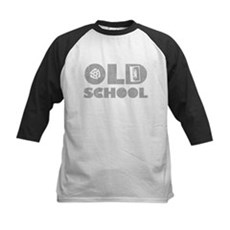 Old School (Distressed) Kids Baseball Jersey