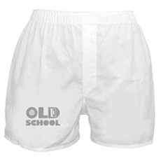 Old School (Distressed) Boxer Shorts