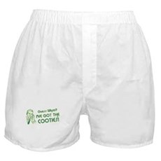 I've Got the Cooties Boxer Shorts