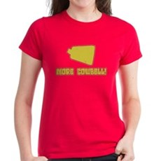 SNL More Cowbell Womens T-Shirt