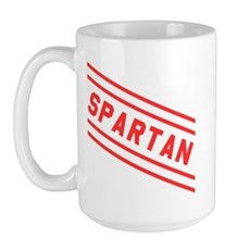 Spartans SNL Large Mug
