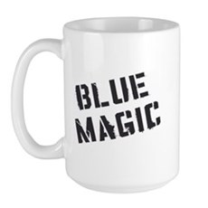 Blue Magic Large Mug