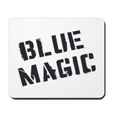 Blue Magic Mousepad