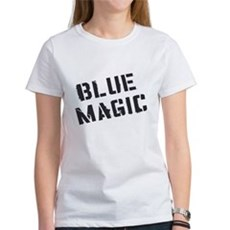 Blue Magic Womens T-Shirt