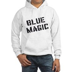Blue Magic Hooded Sweatshirt