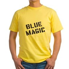 Blue Magic Yellow T-Shirt