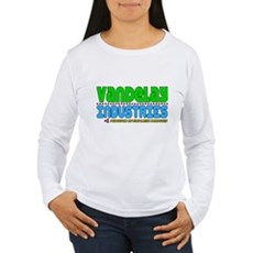 Vandelay Industries Womens Long Sleeve T-Shirt