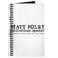 Matt Foley Journal