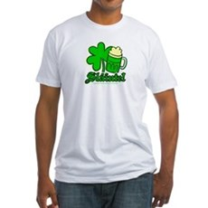 Sláinte! Fitted T-Shirt