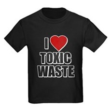 I Love [Heart] Toxic Waste Kids T-Shirt