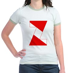 http://i2.cpcache.com/product/189254371/scuba_flag_letter_z_t.jpg?color=PinkSalmon&height=240&width=240