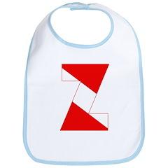 http://i2.cpcache.com/product/189254387/scuba_flag_letter_z_bib.jpg?color=SkyBlue&height=240&width=240