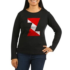 http://i2.cpcache.com/product/189254401/scuba_flag_letter_z_tshirt.jpg?color=Black&height=240&width=240