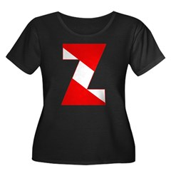 http://i2.cpcache.com/product/189254413/scuba_flag_letter_z_t.jpg?color=Black&height=240&width=240