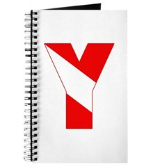 http://i2.cpcache.com/product/189257453/scuba_flag_letter_y_journal.jpg?height=240&width=240